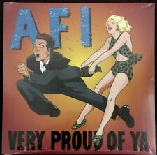 AFI - Very Proud Of Ya LP [Vinyl New] Limited Edition Colored Vinyl Punk Album