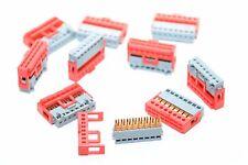 25x IDC Federleisten / Steckverbinder von Stocko Typ RFK 2 MFK 13260, 8-polig