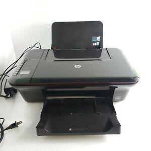 HP DeskJet 3050 All-In-One Inkjet Printer Black **See Description**