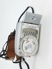 Vintage EXPOSURE Light Meter CALIBRA 64-D Made in Japan