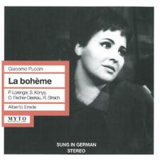 Giacomo Puccini : Giacomo Puccini: La Bohème CD 2 discs (2012) ***NEW***