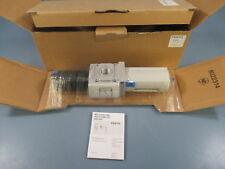 Festo MS6-LFR-1/2-D7-C-R-V-AS Filter Regulator Unit - New