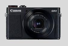 Canon Powershot g9 X Mark II Appareil Photo Numérique Noir, 20.9 mégapixels, 3x opt. Nouveau