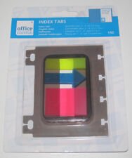 Set Notes Onglet Index Multicolor x150 Index Tabs NEUF