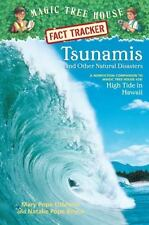 Magic Tree House Fact Tracker #15: Tsunamis and Other Natural Disaster-ExLibrary