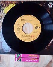PRETENDERS ANNA OXA Disco Record etichetta juke box 45 giri Vinile
