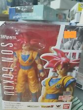 Sh Figuarts Super Saiyan Son Goku God