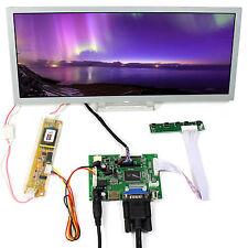 HDMI VGA 2AV LCD driver board with 12.3inch 1280x480 LQ123K1LG03 LCD panel
