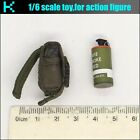 A16-32  1/6 scale ES 26042R Army Special Forces Sniper-smoke & pouch