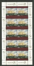 Australia 1998 Maritime Heritage ss-Attractive Ship Topical (1630a) Mnh