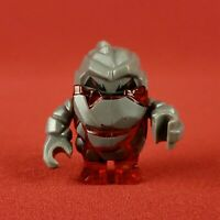 2009 Genuine Lego Power Miners 8961 Red Rock Monster Meltrox Minifigure Minifig