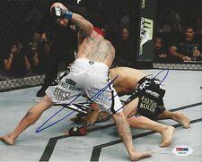 Chris Leben UFC Fighter signed 8x10 photo PSA/DNA # Y48420