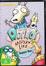 THE BEST OF ROCKO'S MODERN LIFE SEASON 2 - NEW REGION 4 DVD - FREE LOCAL POST