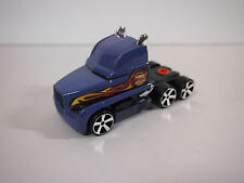 2002 PAVEMENT POUNDER - HOT WHEELS SEMI CAD ONLY AS SHOWN
