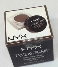 NYX Professional Makeup Tame & Frame Tinted Brow Pomade Espresso .18 oz