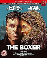 The Boxer Blu-Ray + DVD Nuovo (101FILMS315)