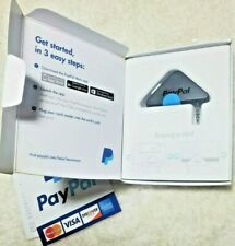 Paypal Here Mobile Credit Card Reader Fits Smartphone Audio Jack Headphone Port