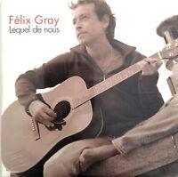 Félix Gray CD Single Lequel De Nous - Promo - France (M/M - Scellé / Sealed)