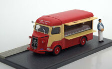 1:43 Atlas Citroen Type H butcher red/yellow