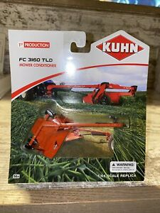 1/64th Kuhn FC 3160 TLD Mower Conditioner 1st Production  Die-Cast