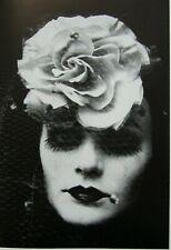 """Irina Ionesco montado Impresión de fotografía 16 X 12"""" 1975 II04 Erotica lesbiana Gótico"""