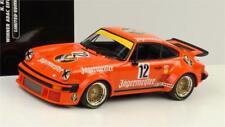 1976 Porsche 934 RSR Jagermeister Diecast Model in 1:18 Scale by Minichamps