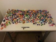 100 random pieces of pokemon plastic figure set of generation1~5 medium size hot