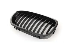 BMW E46 3 Series Sport Kidney Grilles in GLOSS BLACK 2003 2004 2005 Coupe Cabrio