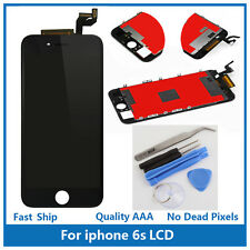 iPhone 6S Replacement 3D Touch Screen LCD Digitizer Display Assembly Black Tools