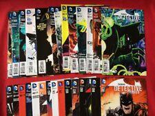 BATMAN DETECTIVE COMICS #24,25,26,27,28,29,30,31,32,33,34,35,36-49DC 2013-2016