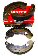 MINTEX REAR  BRAKE SHOES SET FOR FIT NISSAN RENAULT MFR535 (REAL IMAGE OF PART)