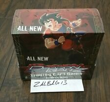 DRAGON BALL Z TCG CCG  LIMITED STARTER DECK BOX SCORE  SEALED 2005