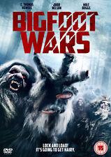 DVD:THE BIGFOOT WARS - NEW Region 2 UK