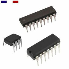 Circuit intégré MICROCHIP Pic's, Micro contrôleurs - Au choix