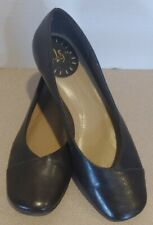 Life Stride Dark Brown Debra Flat Slip-on Dress Shoe Women Size 5.5 M