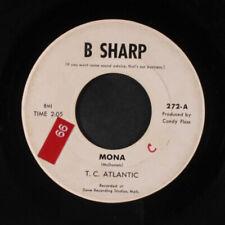 T.C. Atlantic: Mona / My Babe 45 (tol, sm wol) Rock & Pop