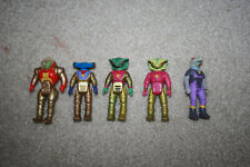 Vintage Tyco Dino-Riders Action Figure Lot - R915-E