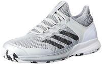 adidas Unisex Adizero Ubersonic2 OC Sizes 4-5.5 Silver RRP £110 Brand New CG3110