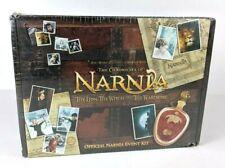 The Chronicles of Narnia OFFICIAL EVENT KIT Rare Disney Movie Memorabilia 2005