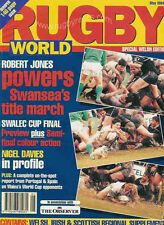 RUGBY WORLD MAGAZINE MAY 1994 - OLD GRIFFINIANS, HALIFAX, BARNES, EXETER