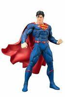 ARTFX+ DC Comics SUPERMAN REBIRTH 1/10 PVC Figure KOTOBUKIYA SV198 Original