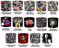 Punks Lampshades Ideal To Match Punk Rock Emu Duvets & Punk Rock Emu Wall Decals