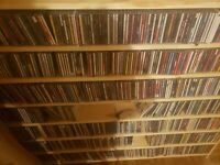 Lots of 50 Used ASSORTED CDS 50Bulk CDS Lot Wholesale Lots $750+ MSRP!! A+titles