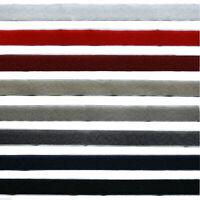1m Klettband 2,5cm 25mm, Selbstklebend Hakenband und Flauschband