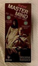 1975 Vintage Original Super Master Mind Game by Invicta