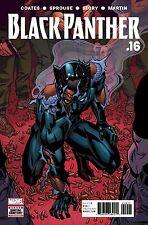 Black Panther #16 Comic Book 2017 - Marvel