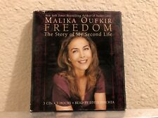 Freedom : The Story of My Second Life by Malika Oufkir (2006, CD, Abridged)