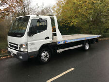 Mitsubishi Commercial Recovery Vehicles