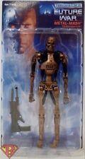 "METAL-MASH ENDOSKELETON Terminator 2 Movie 7"" Kenner Tribute Figure Neca 2018"