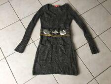 Robe MANOUSH taille S grise bon état